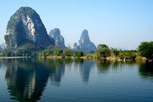 【暑假】厦门到桂林大漓江+银子岩+遇龙河双飞四日游-厦门国旅