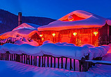 【11月】厦门到哈尔滨冰雪大世界+亚布力+雪乡六日-厦门国旅