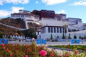 【2人小包团】厦门到西藏拉萨-鲁朗林海8日-厦门国旅