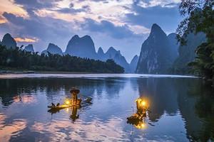 【暑假】厦门到桂林漫游仙境亲子福建拼双飞4日游_厦门国旅