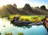【暑假】厦门到桂林印象刘三姐大漓江阳朔银子岩双飞4天厦门国旅