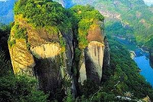 【2-3月】厦门到武夷山天游峰+九曲溪漂流+虎啸岩一线天3日