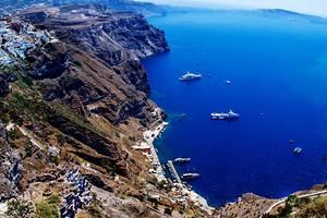 【4-5月】厦门到希腊一地10天深度游住悬崖酒店_厦门国旅
