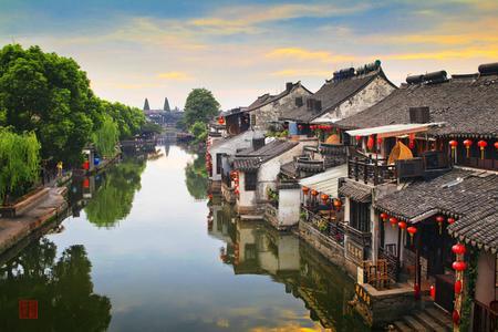 【春节】厦门到杭州西湖灵隐祈福苏州上海乌镇双飞4日游厦门国旅