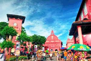 【11月】厦门到泰国+新加坡+马来西亚新马泰10日游厦门国旅