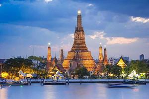 【3月】厦门到泰国曼谷+芭提雅+金沙珊瑚岛6日-厦门旅行社