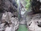 【5月】厦门国旅到大金湖+寨下大峡谷+上清溪漂流双动2日游