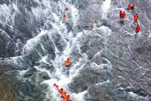 【暑假】厦门到亲子亲水白水洋+鸳鸯溪动车二日-中国国旅