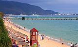 【暑假】厦门到海南七彩沙滩+情人湾+天涯海角5日游_厦门国旅