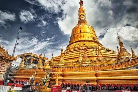 【暑假】厦门到缅甸仰光+勃固金色4日游_厦门国旅