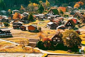 【11月】厦门到日本东京富士山大阪白川乡6日游_厦门国旅