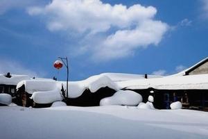 【11-12】厦门到东北哈尔滨亚布力雪乡一价全含5天厦门国旅