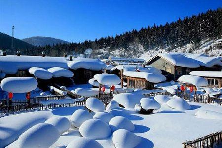 【11月】厦门到哈尔滨亚布力滑雪童话雪乡双飞5日游_厦门国旅