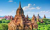 【2-3月】厦门到越南胡志明+缅甸古芝仰光勃固6日游厦门国旅