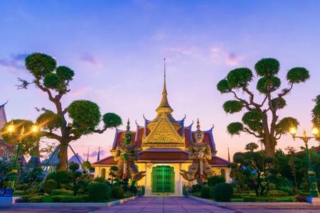 【11月】厦门到泰国曼谷+升级一晚阿布扎比皇宫6天_厦门国旅