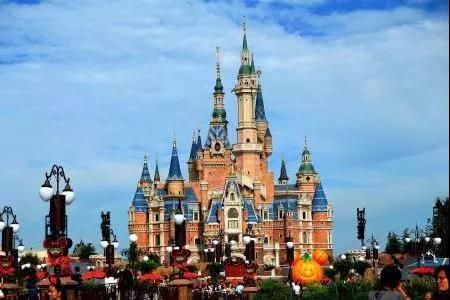【5-6月】上海幔麓酒店·杨小姐的花园3日玩迪士尼_厦门国旅