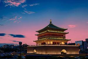 【9/10月】国旅厦门到西安华清宫/龙门石窟/少林寺双飞5日