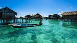 【暑假】厦门到马来西亚亚庇+仙本那2人独立小团6日游厦门国旅