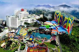 【11月】厦门到马来西亚+新加坡5日游_厦门国旅