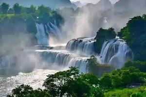 【7-8月】厦门国旅到广西南宁、巴马、硕龙 、北海双飞6日游