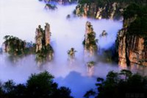 长春去张家界桂林旅游【优游湘桂】张家界+凤凰+桂林双飞8日游