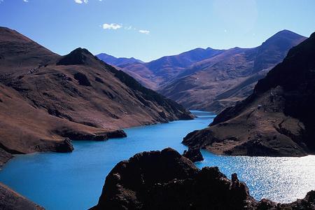 重庆出发到西藏旅游_拉萨市内_羊八井_纳木错_林芝双飞6日游