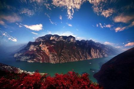 重庆到长江三峡旅游_阳光单程四日游【非常经典的路线行程】