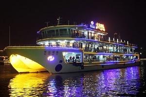 |重庆两江夜景游|交运明珠号夜景游船_夜景两江游船票预订
