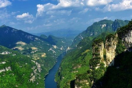 重庆长江三峡旅游单程三日游 (重庆出发万州登船)