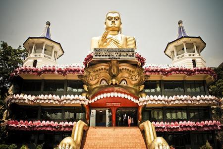 【享趣锡兰】斯里兰卡、狮子岩、海上小火车7日观光之旅