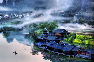 【做客桂林】桂林、阳朔、古东瀑布、龙脊梯田、漓江6日观光之旅