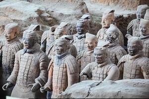 【品玩西安】观兵马俑 逛华清宫 赏实景剧 登险华山 5日体验