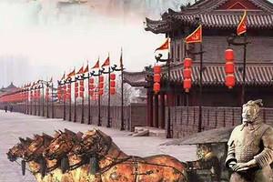 【享趣西安】兵马俑、华清宫、明城墙、钟鼓楼5日观光之旅