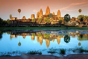 柬埔寨吴哥一地双飞特惠5日游