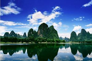 桂林慢时光  桂林、阳朔、南溪山、山水间双飞四日游