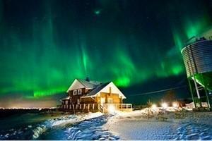 加拿大育空冬季极光木屋 10日探索之旅
