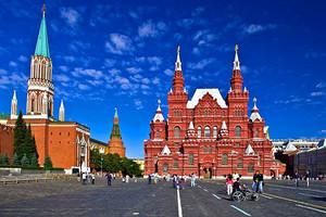 俄罗斯追寻极光9 天线路