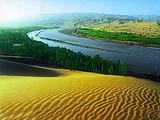 梦回腾格里--宁夏银川 中卫沙坡头古迹探险
