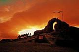 宁夏D线:贺兰山岩画,影视城,西夏王陵,枸杞采摘园一日游