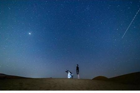 星耀宁夏高端定制观星5日游