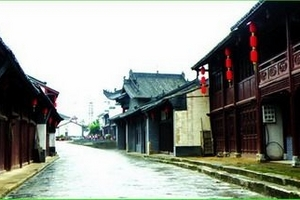 凤翔雍州古城、周家大院、灵山大佛、东湖一日游