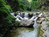 壶关太行山大峡谷(红豆峡+八泉峡)二日游