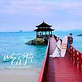 【致爱旅拍】海南三亚蜜月婚拍VIP小包团双飞5日游