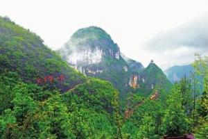 云阳龙缸+万州大瀑布+三峡文物园旅游3天_重庆云阳龙缸旅游