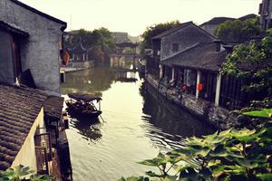 三大水乡周庄、乌镇、南浔+华东五市双飞6日游_重庆至乌镇旅游