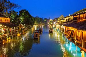 华东五市全景6日游【上苏杭/南京/乌镇】—重庆到华东旅游