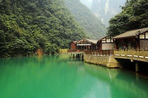 南川神龙峡漂流一日游【重庆神龙峡漂流+亲水之旅】—南川漂流