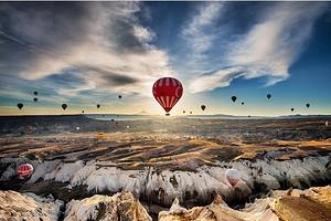 【星月传其 畅享土耳其之旅10天】马汉航空 双点进出