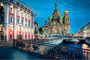 【悦风情 俄罗斯+北欧四国+德国+双?#23458;?3天】莫斯科出