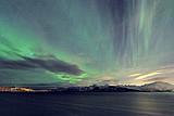 【浪漫芬享 芬兰一地8日游】探寻北纬66°的耀夜极光